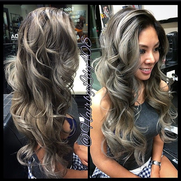 amazing silver highlights