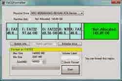 Free Download Fat32 Formatter Terbaru
