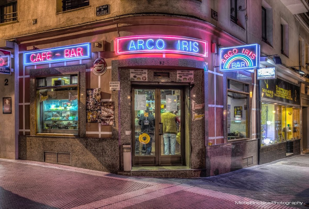 Bar Arco Iris, Madrid