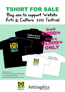 WAAO T-shirts 2012