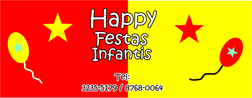 Happy Festas Infantis