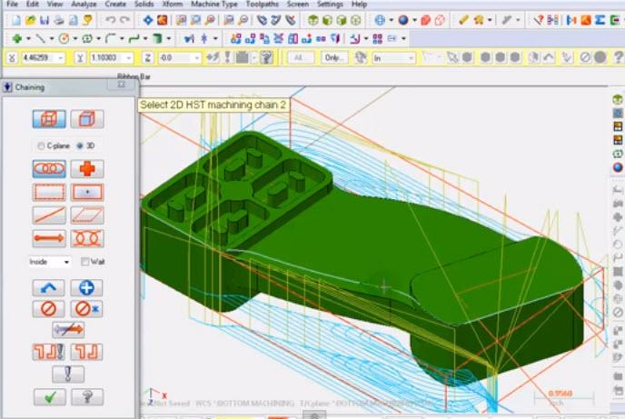 mastercam cadcam software home autos post Mastercam X6 Mill Mastercam X6 Mill Level 1