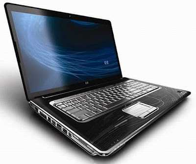 New HP HDX18t / 18-inch Laptops Specs