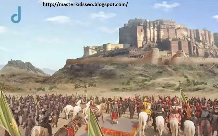 Sinopsis Jodha Akbar Episode 353