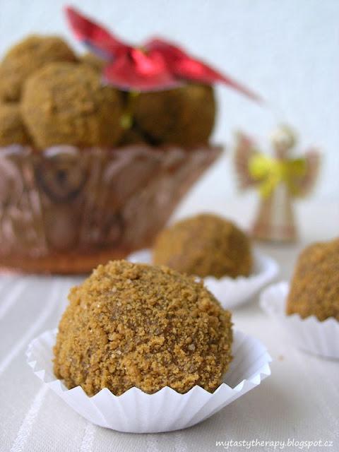 no bake Biscoff balls