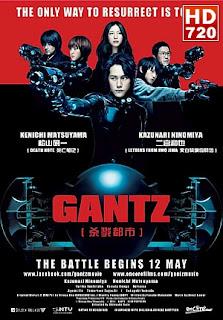 Ver pelicula Gantz: Part 1 (2011) gratis