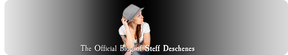 The Official Blog of Steff Deschenes