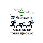 Logo XX edición Duatlón Torrejoncillo