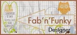 Fab'n'Funky Challenge DT Member