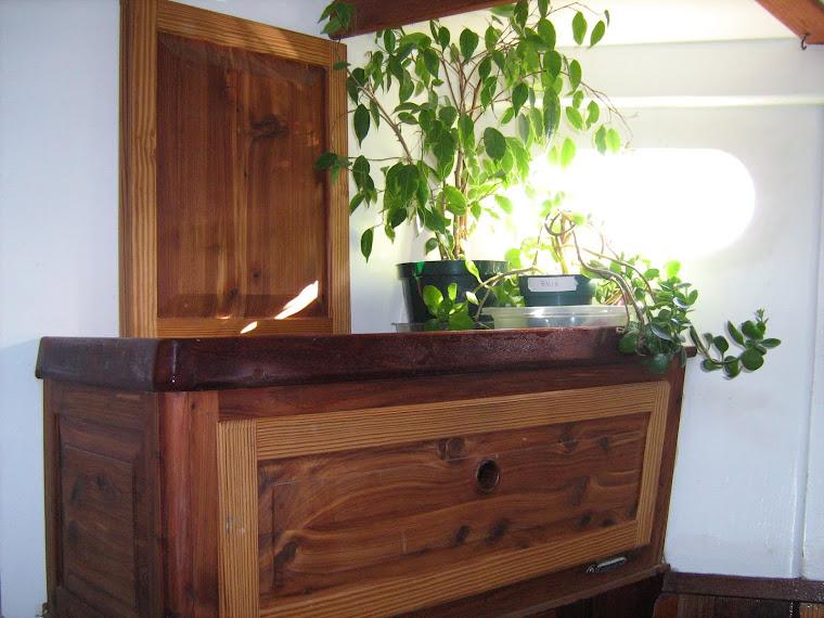 Build cabinet