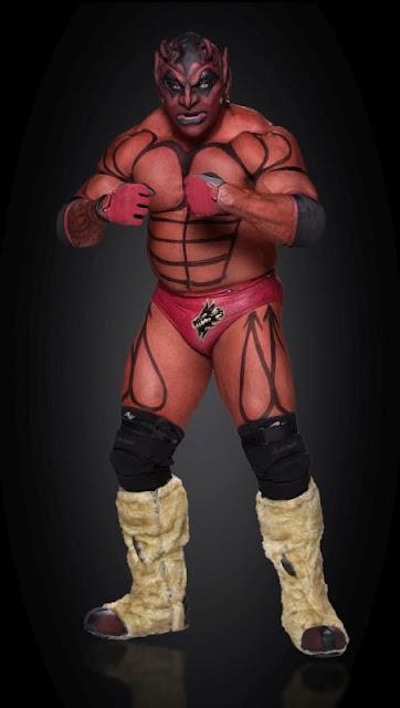 Triple AAA Luchador - Gronda