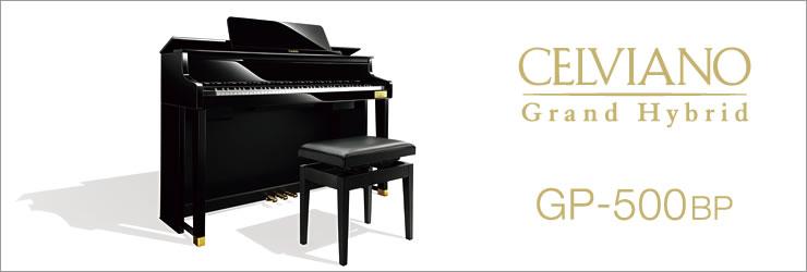 dan piano dien casio gp 500