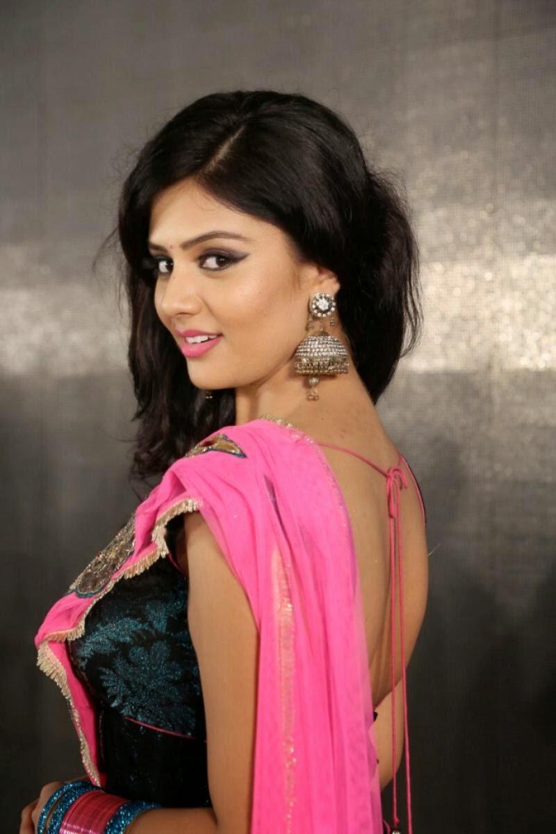 ... hot cleavage stills srimukhi latest hot navel photos hot actress