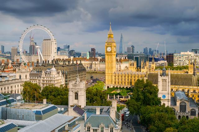 Londra! :)