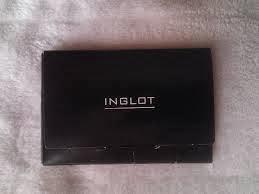 Bibułki matujące Inglot
