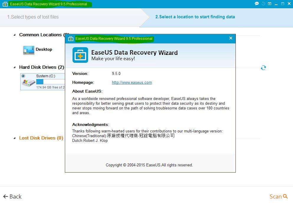 EaseUS Data Recovery Wizard PRO v9.5 Full Crack | All Programs