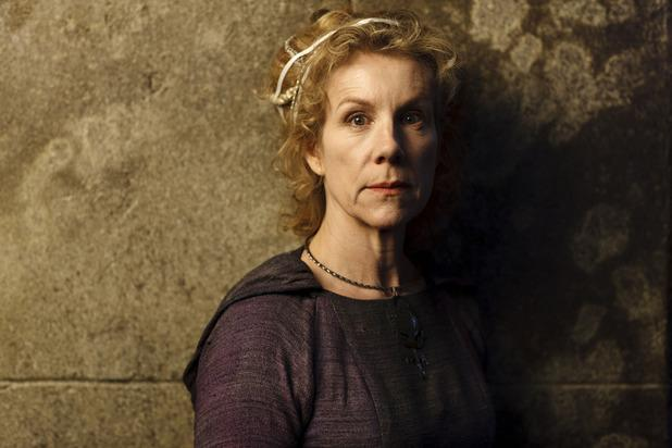 El oráculo ( Juliet Stevenson) Atlantis