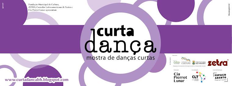 Curta Dança - mostra de danças curtas