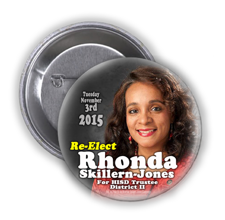 RHONDA SKILLERN-JONES SAID YES WHEN ASKED IF SHE VALUED OUR VOTE, COMMUNITY AND SUPPORT