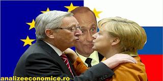 Germania răspunde avansurilor Rusiei