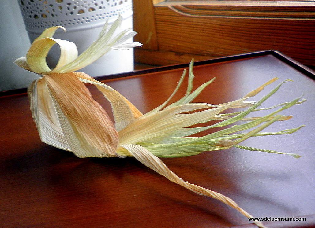 Какие поделки сделать из кукурузы своими руками. Просто и красиво