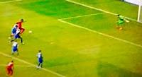 Tercer gol de Bacca