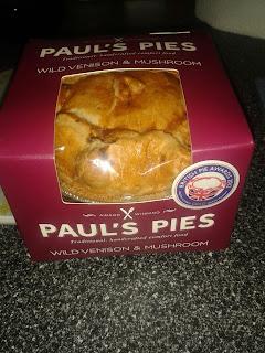 Paul's Pies Box