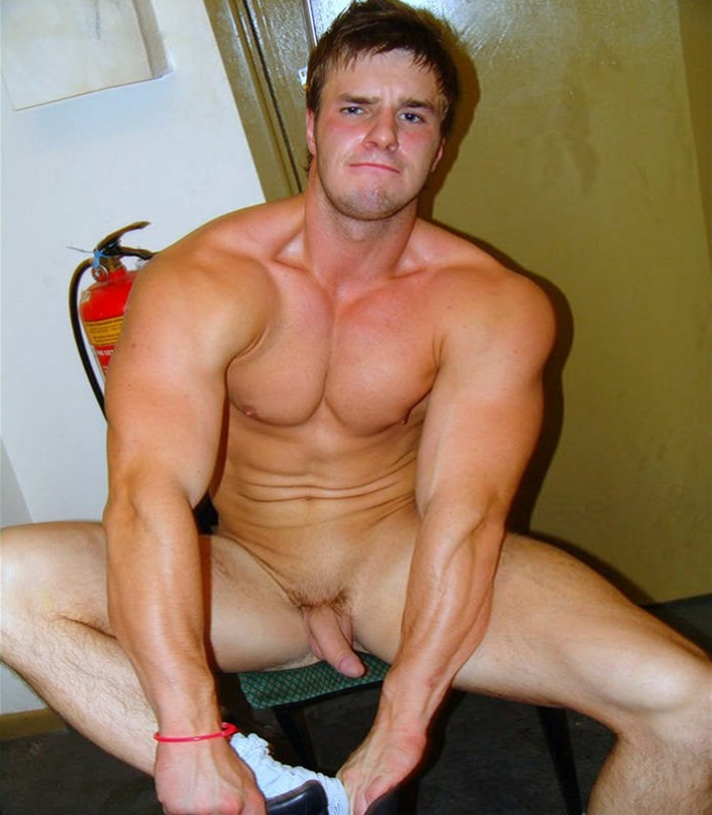 naked babes and jocks