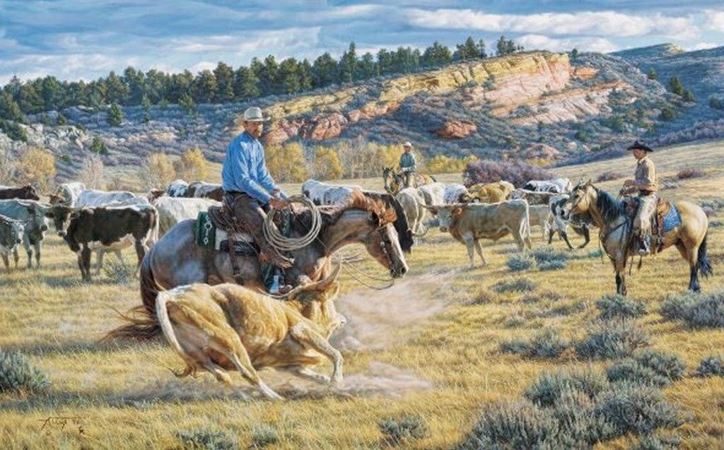 paisajes-con-vaqueros-pintados