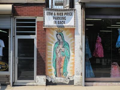 Virgin of Guadalupe Detroit