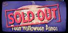 Teen Halloween Dance ~ 10/20/17