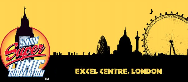London Super Comic Convention Excel Centre 2015 LSCC
