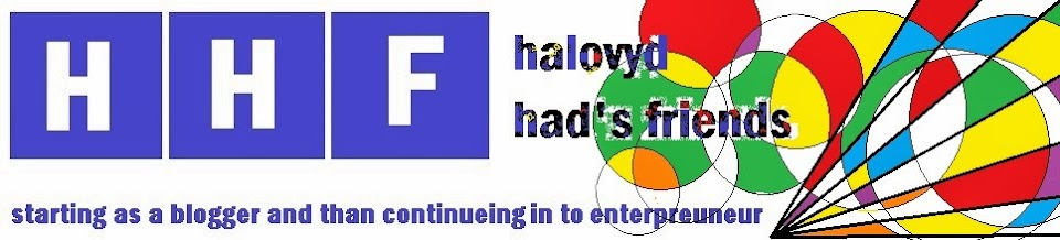 HALOVYD HADD'S FRIENDS