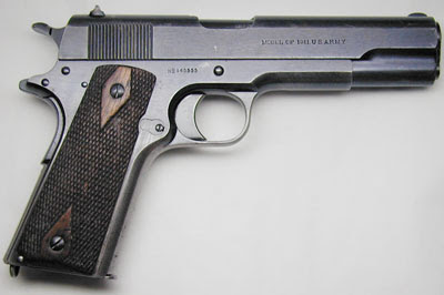 M 1911 Weapons: M1911