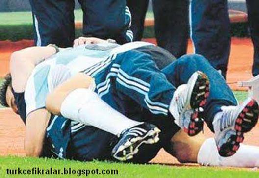 Enteresan eğlenceli fabiano foto funny futbol ilginç ılginç gol