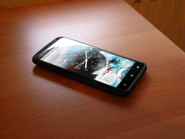 The HTC One XL