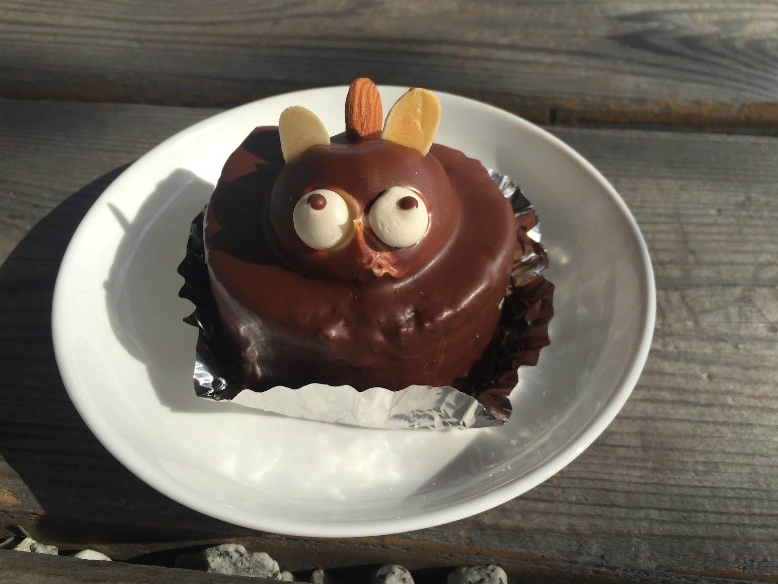 たぬきケーキ 北海道倶知安町「菓子工房みやたけ」