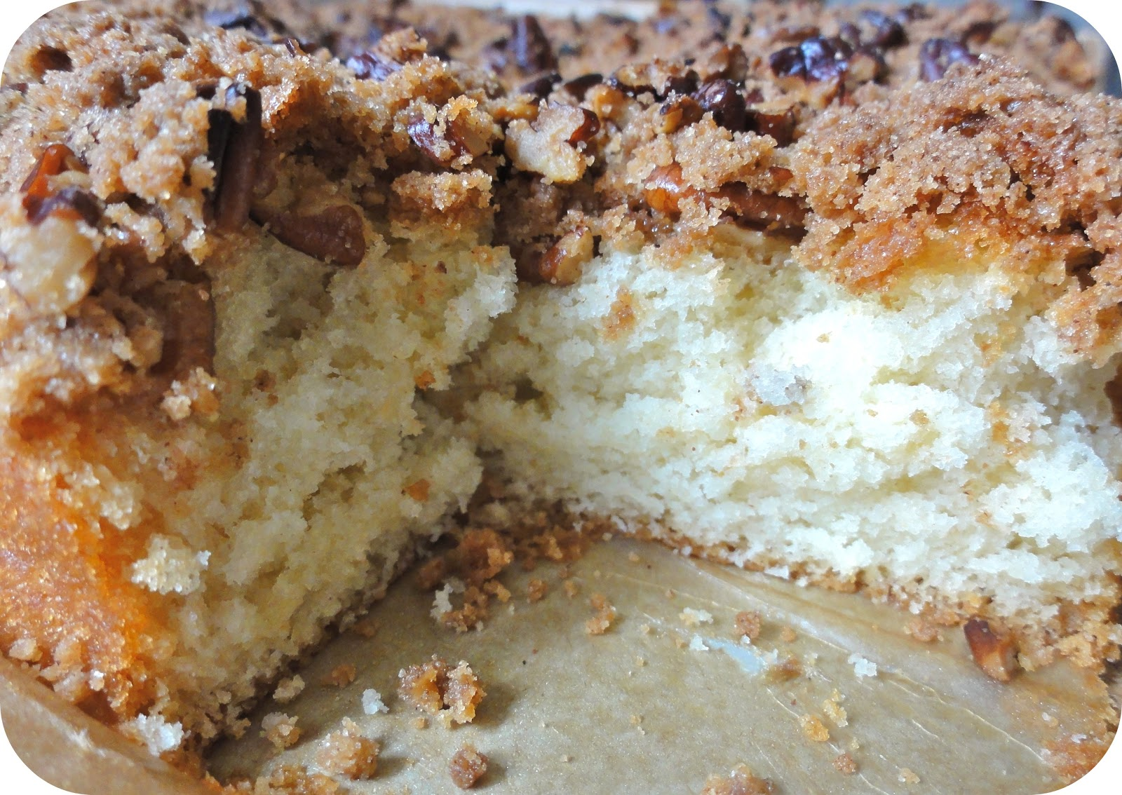 The Procrastobaker: The Best Coffee Cake