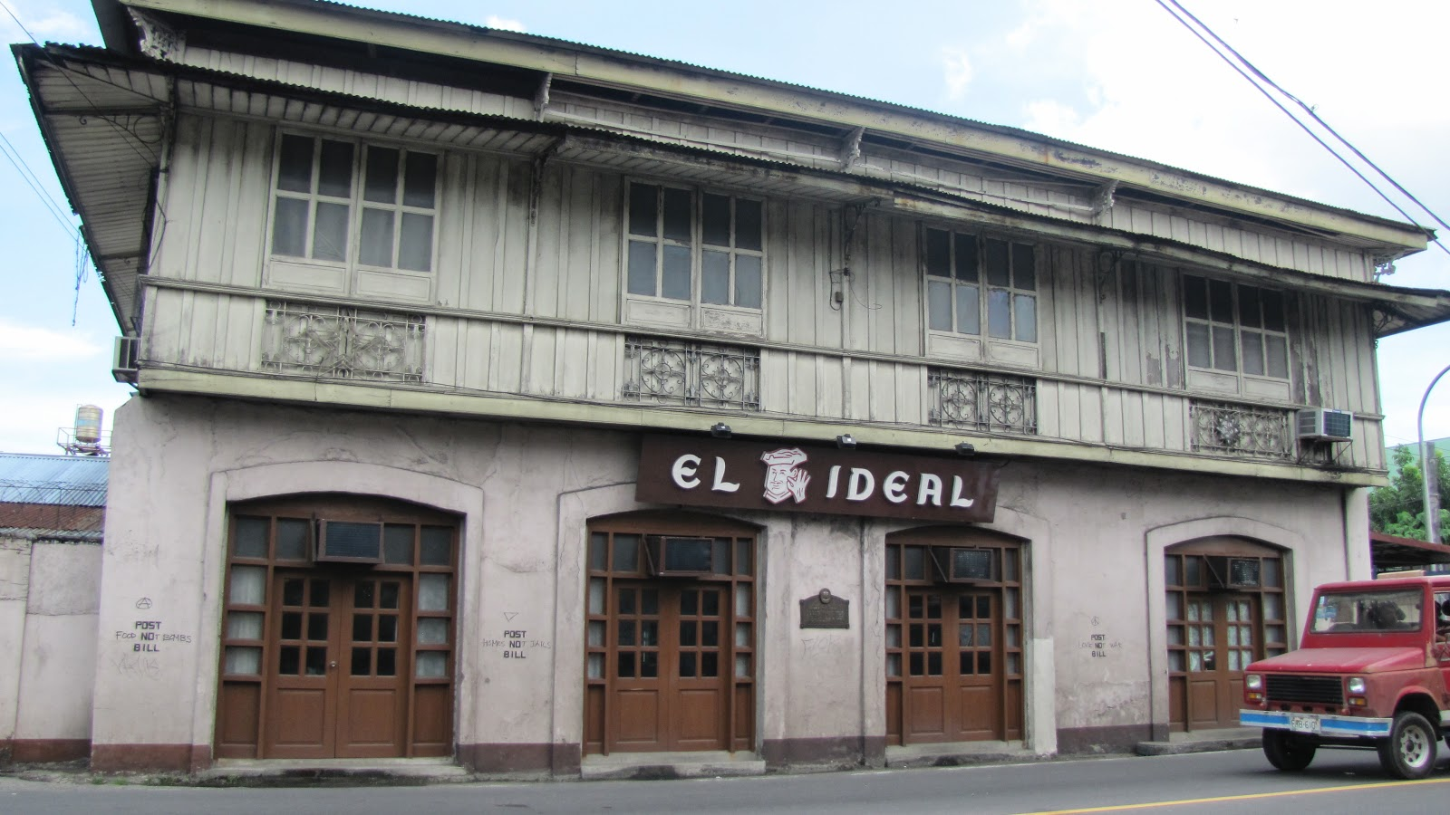 Silay City, Bacolod, Silay, El Ideal, Heritage sites, Oldest Bakery in Silay City, FTW! Travels