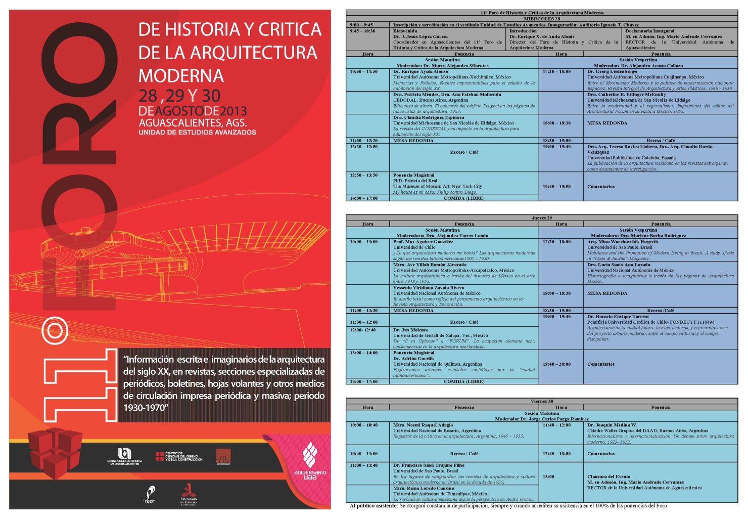 Fronteras paralelas 11 foro de historia y cr tica de la for Historia de la arquitectura moderna