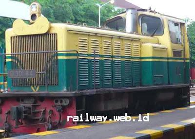 lokomotif d301