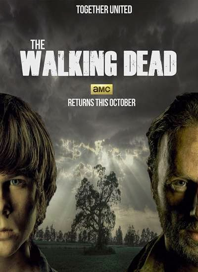 The Walking Dead Temporada 5 Completa HD 720p