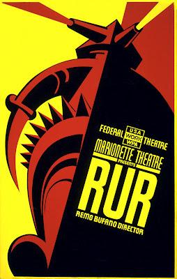 RUR Rossum's Universal Robots