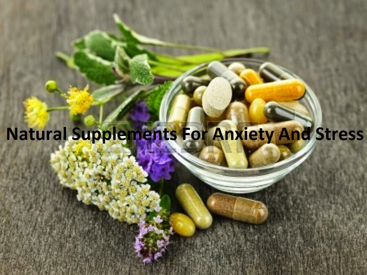 Mental Health Supplements