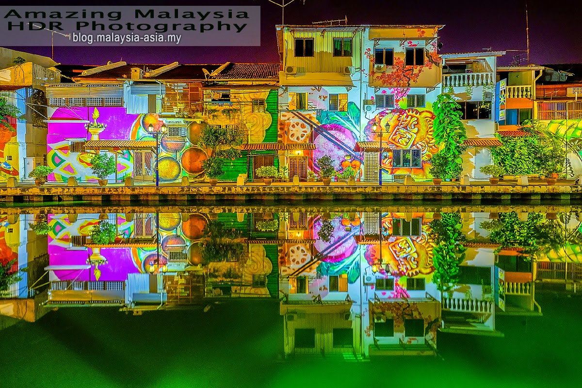 Melaka HDR Photography