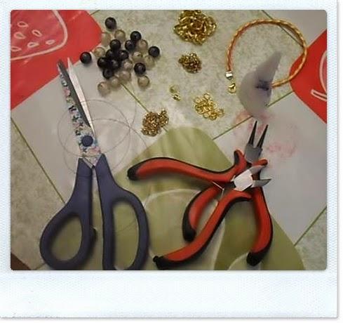 DIY collar vintage