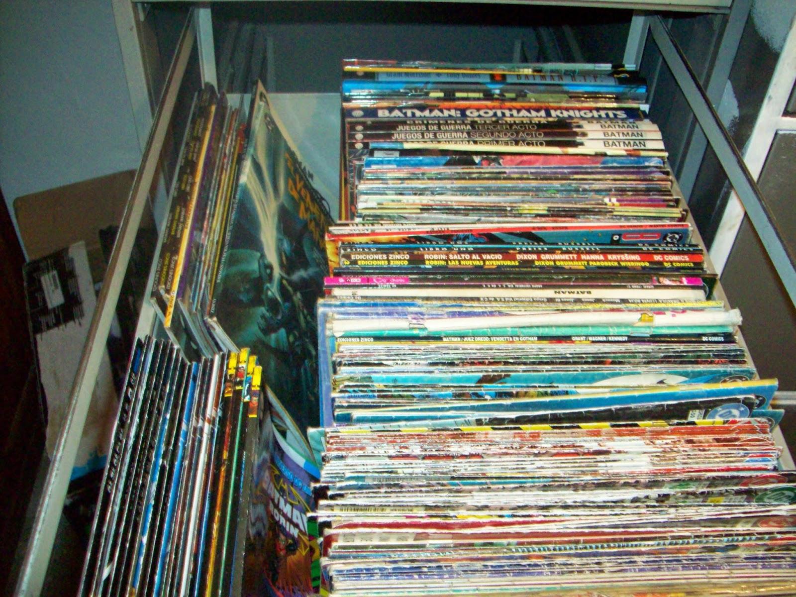 [COMICS] Colecciones de Comics ¿Quién la tiene más grande?  - Página 6 100_5559