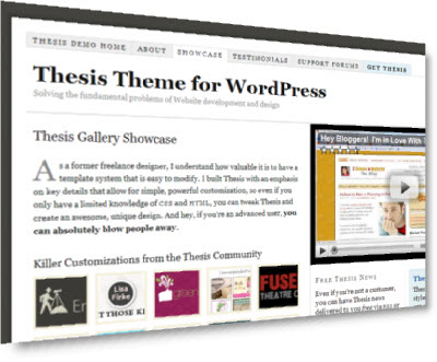 best alternative thesis theme