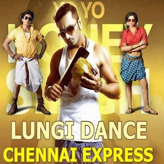 LUNGI DANCE SONG LYRICS - Honey Singh, Shahrukh Khan (Thalaivar Tribute)