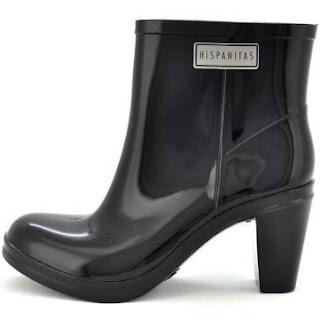 botas de agua bajas mujer
